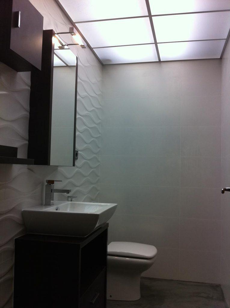 reforma baño barata